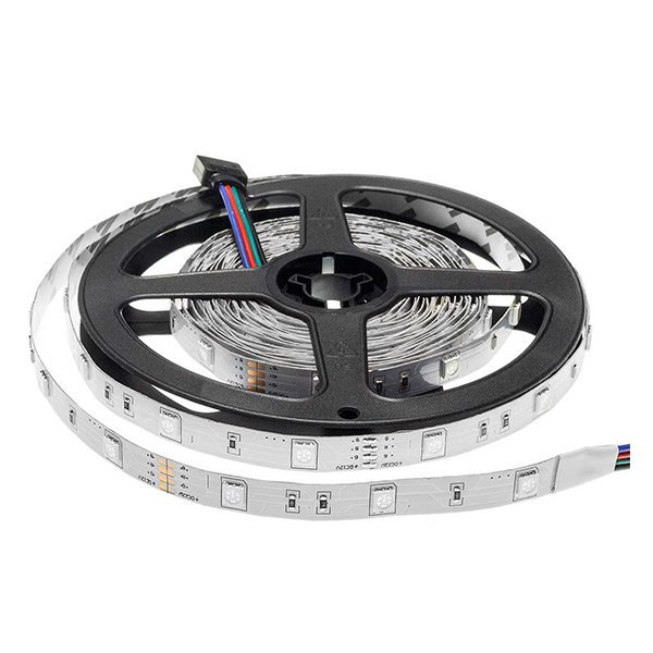ΕΥΚΑΜΠΤΗ ΤΑΙΝΙΑ LED SMD5050 30 LEDs IP20 5m RGB Optonica (ST4311)