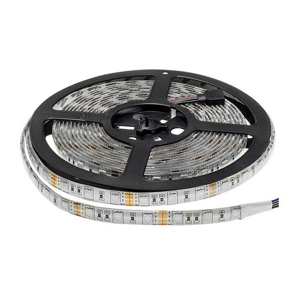 ΕΥΚΑΜΠΤΗ ΤΑΙΝΙΑ LED SMD5050 60 LEDs IP54 5m RGB Optonica (ST4316)