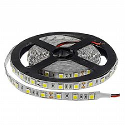 LED ΤΑΙΝΙΑ Optonica SMD5050 60 LEDs IP20 14,4W 5m Φως Ημέρας (ST4827)